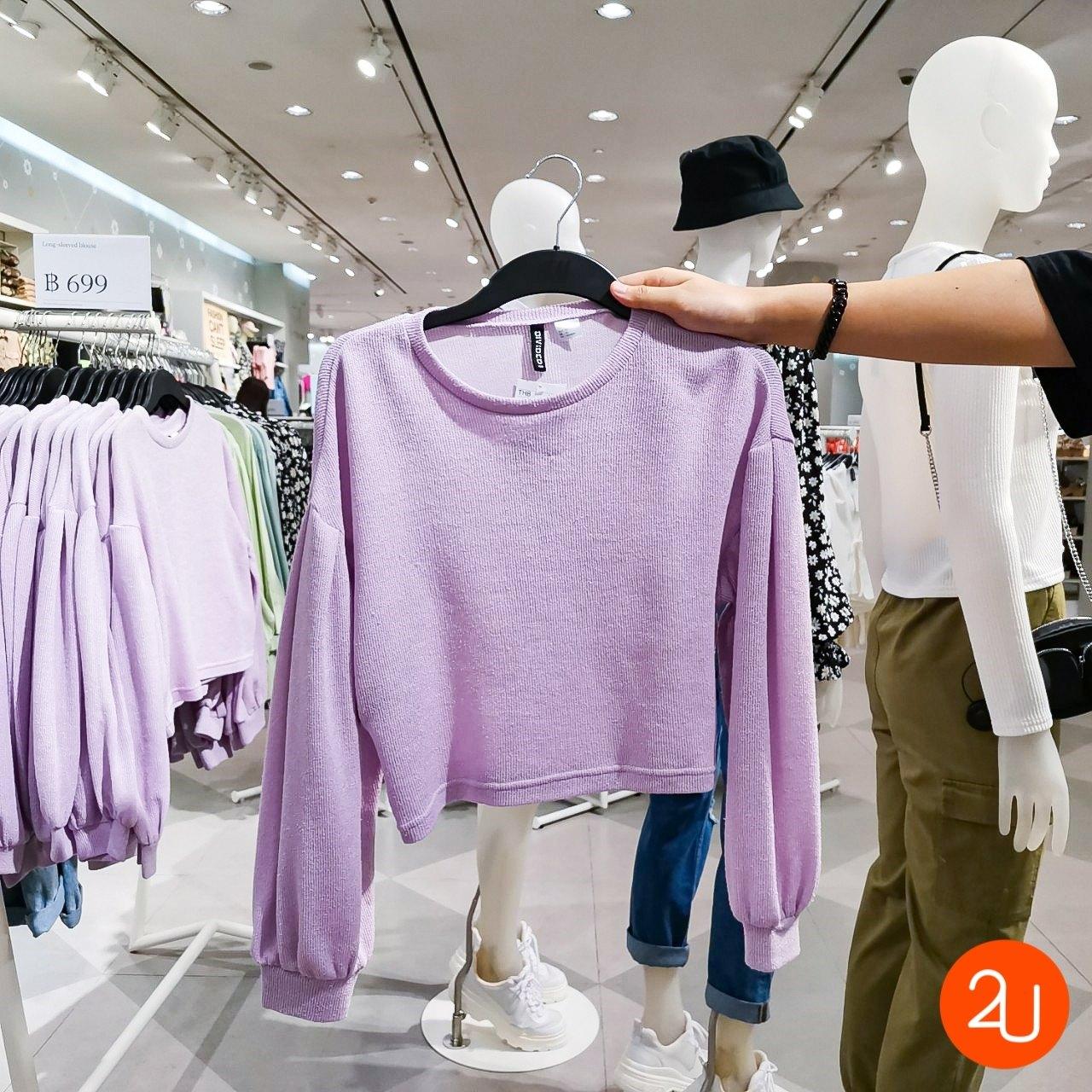 H&M Violet Collection