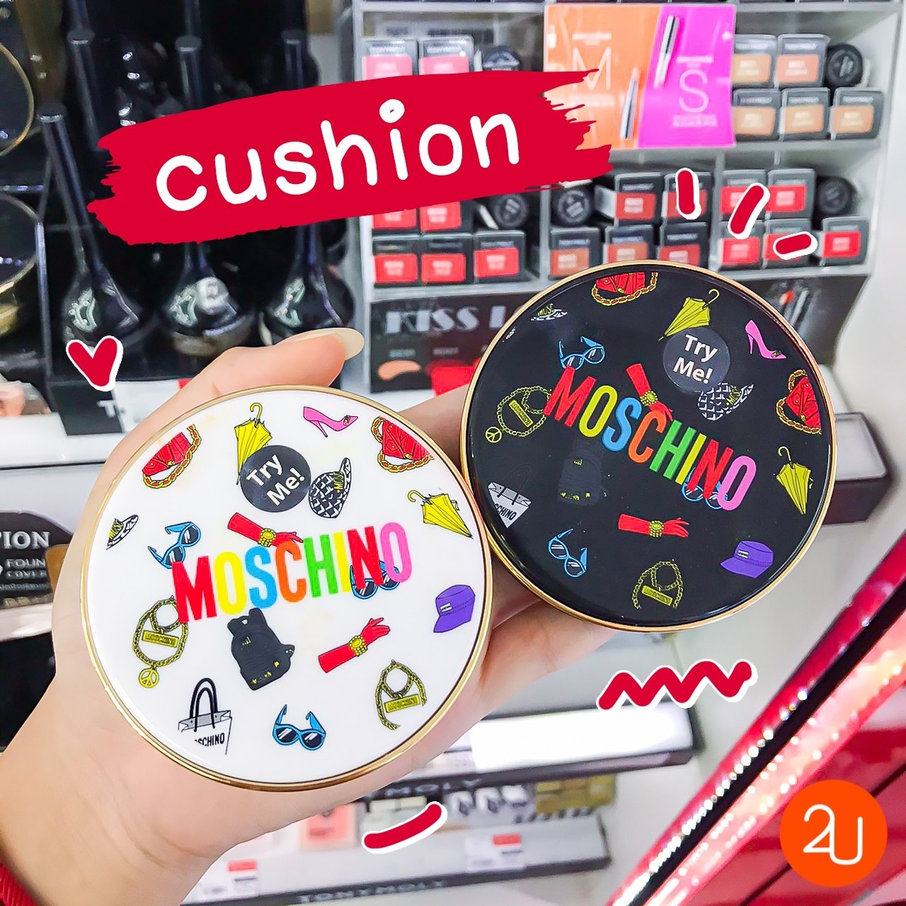 Moschino Cushion