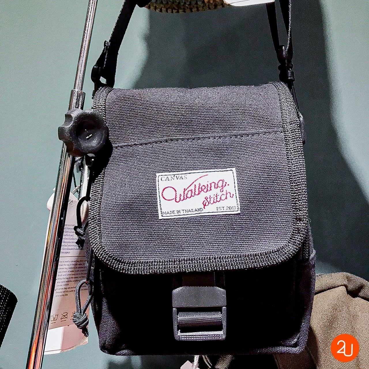 Paul shoulder bag Black