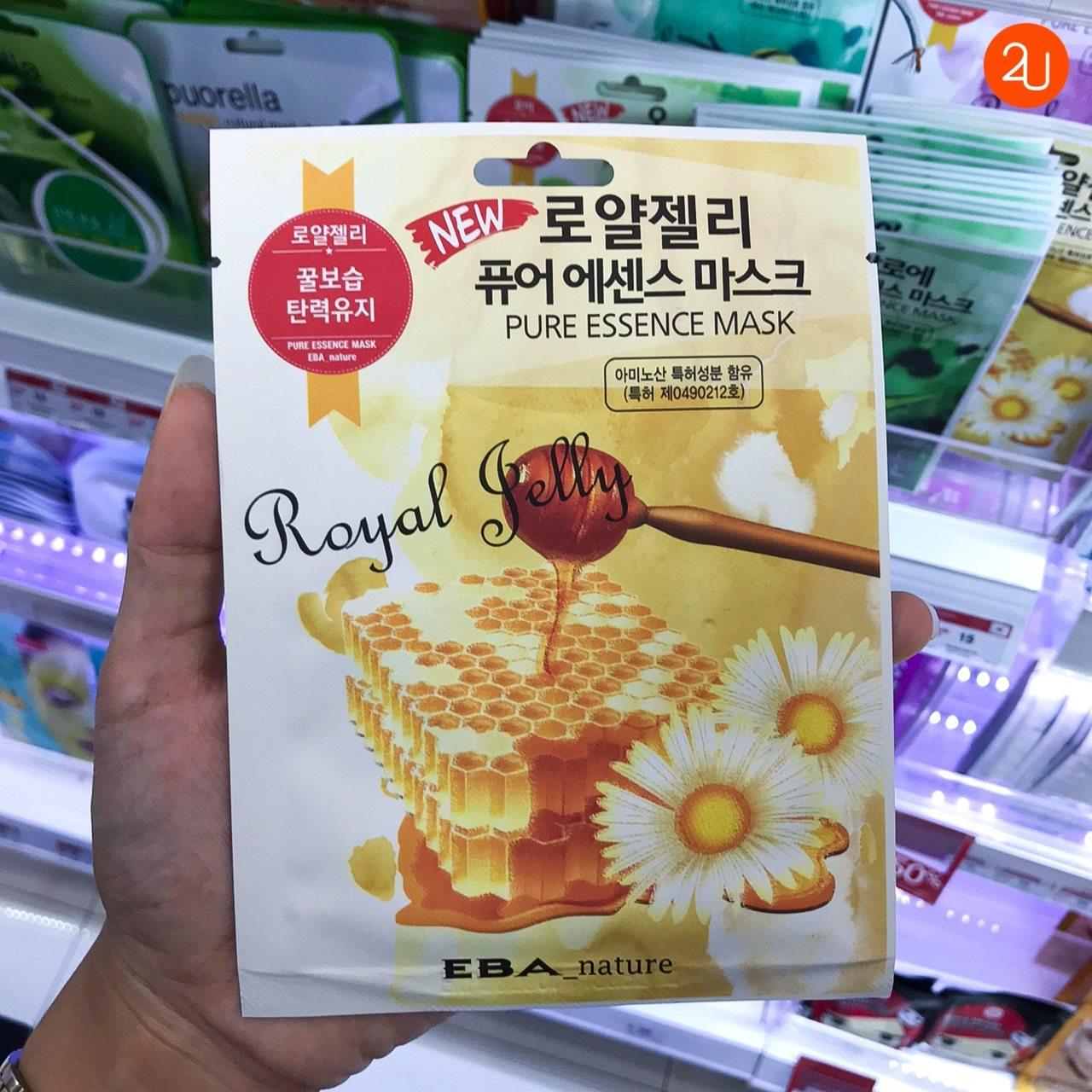 Royal Jelly Pure Essence Sheet Mask