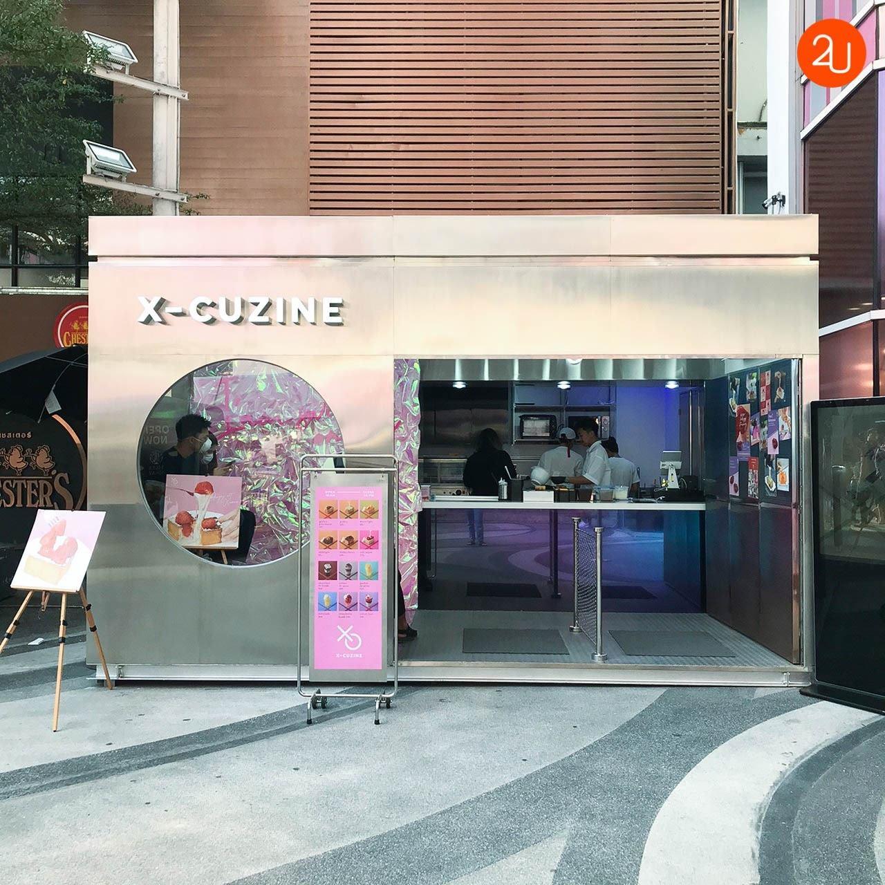 Seenbangkok Xcuzine