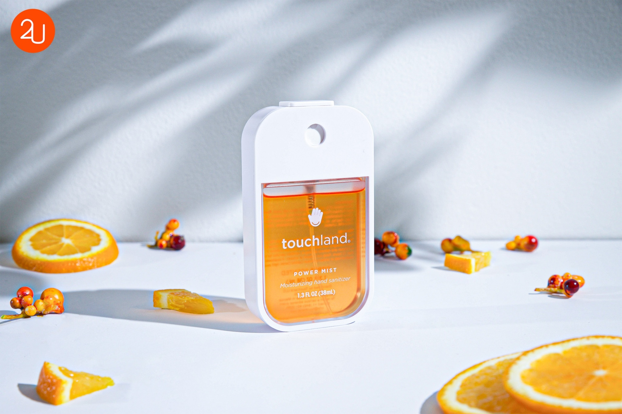 Touchland Power Mist Citrus