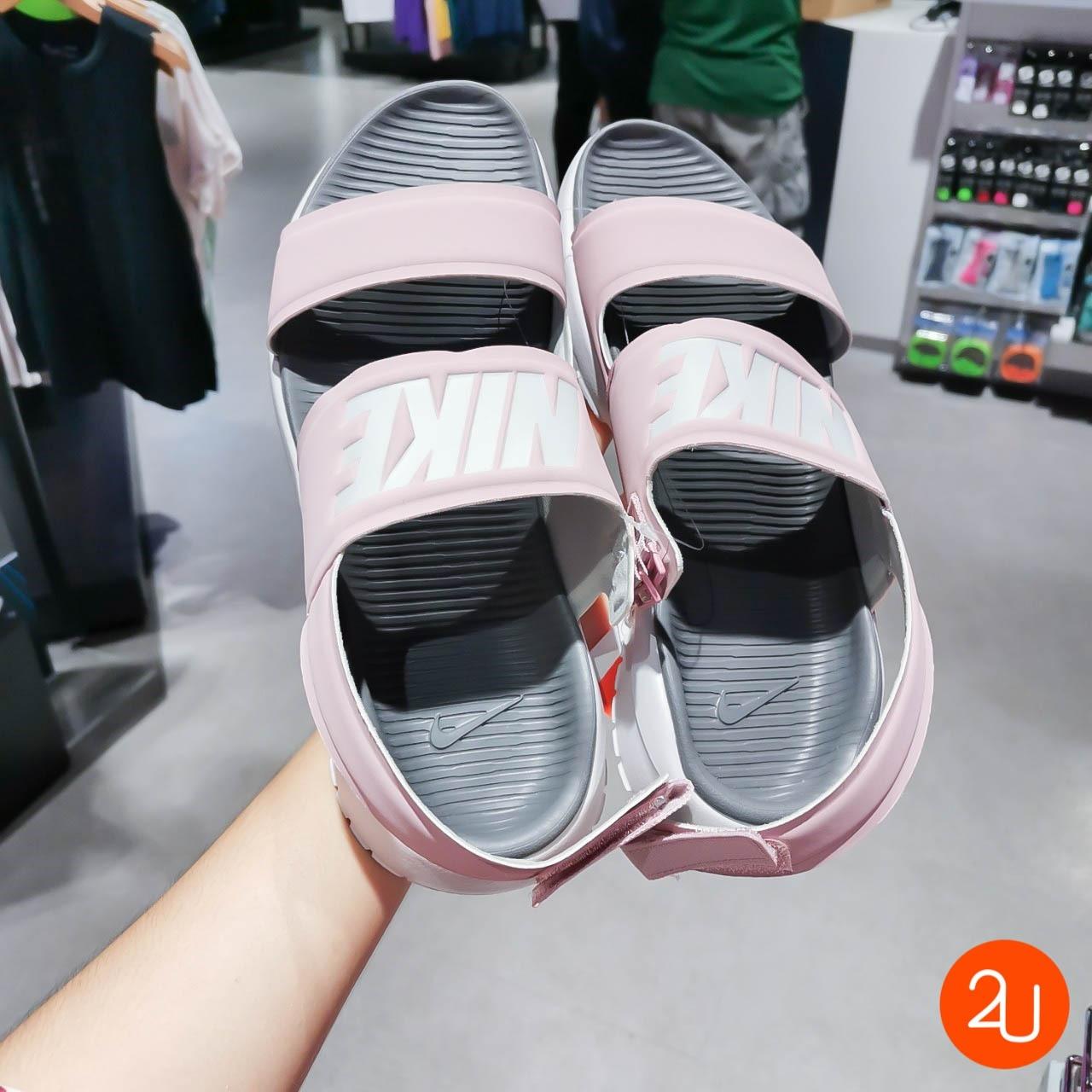 WMNS Nike Tanjun Sandal (Pink)
