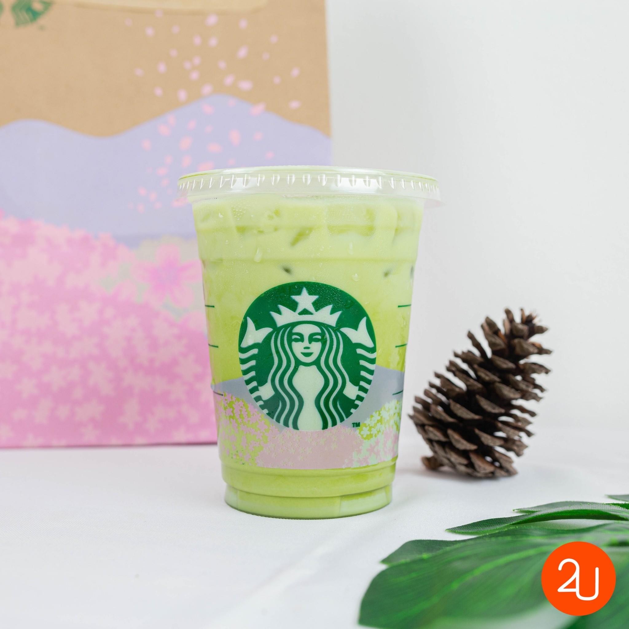 green tea latte (2)
